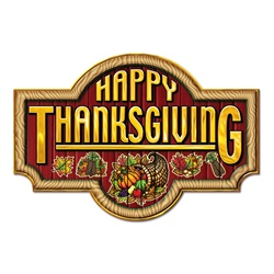 Happy thanksgiving sign thanksgiving decorations for sale - Thanksgiving decorations on sale ...