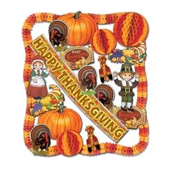 Thanksgiving decorating kit 22 pieces thanksgiving decorations for sale - Thanksgiving decorations on sale ...